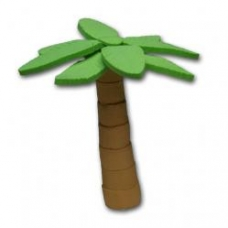 Palm Tree Antenna Topper - Tenna Tops