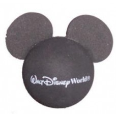 Mickey Mouse Walt Disney World Black Antenna Ball - Antenna Topper