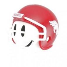 Arkansas Razorbacks Helmet Head Antenna Topper / Desktop Bobble Buddy