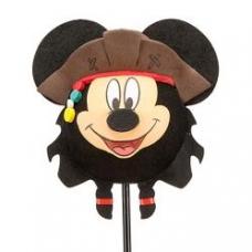 *Last One* Rare Mickey Pirate Captain Jack Antenna Topper / Desktop Bobble Buddy