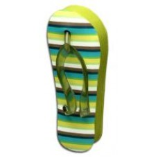 Green Flip Flop Antenna Topper