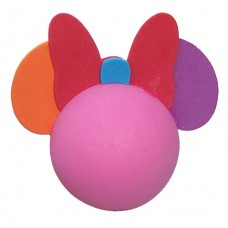 Neon Minnie Icon Antenna Topper - Disney Antenna Ball