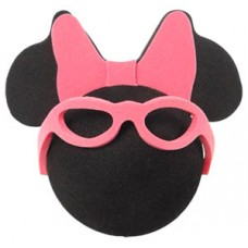 Disney California Adventure Minnie With Pink Sunglasses Antenna Topper