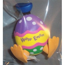 *Last One* Disney Easter Egg with Feet Antenna Topper
