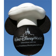 Mickey Culinary Chef Antenna Topper - Walt Disney World Antenna Ball