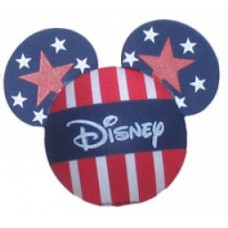 Disney Americana Stars Antenna Topper - Disney Antenna Ball