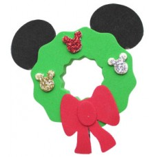 Disney Mickey Wreath Antenna Topper - Mickey Mouse