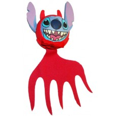 Halloween Disney Stitch as Devil Car Antenna Topper / Antenna Ball / Lilo and Stitch