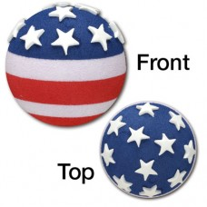 Tenna Tops American Flag U.S.A. Car Antenna Topper