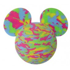 *Last One* Mickey Mouse Tie Dye Antenna Topper