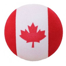 Canada Canadian Flag Antenna Topper / Desktop Bobble Buddy