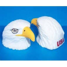 100 American Bald Eagle Antenna Toppers