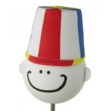 *Last one* Hot Dog On A Stick Guy Antenna Topper