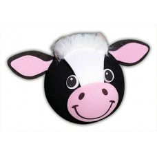 Bessie The Cow Car Antenna Topper