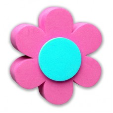 Tenna Tops® Pink Daisy Car Antenna Topper