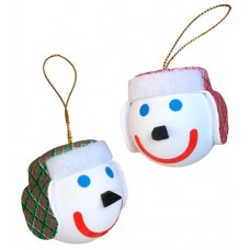 2 Pack -  Jack in the Box Winter Hat (Toasty) Antenna Toppers