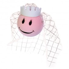 Happy Bride Antenna Ball